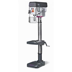 Opti Drill DH 28 BV ékszíjas fúrógép mechanikus fokozatmentes fordulatszám-szabályozással