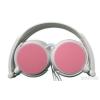 SAL Sztereo fejhallgató pink