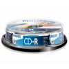 Philips CD-R80CB*10 cake-box 52x csomag