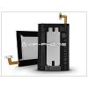 HTC One M9 gyári akkumulátor - Li-Polymer 2840 mAh - BOPGE100 (csomagolás nélküli)