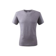 KEYA unisex pamut póló, szürke (Keya unisex környakas pamut póló, 180g/m2, 100% gyűrü fonásu pamut.)