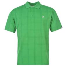 Dunlop Check Golf Póló