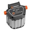 Gardena cserélhetõ akkumulátor BLI-18 V / 2,0 Ah 9840