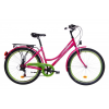 Kenzel Boulevard Pink-lemon fluo