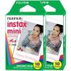 Fujifilm Filmes fényképezőgép MINI (2x10levél/ csomag)