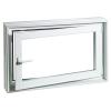 ACO MARKANT Therm hőszgetelt ablak kerettel, balos 100x100x20cm-es