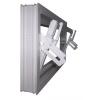 ACO SELF egyszerű üvegezésű fehér bukó melléképület ablak 100x60cm