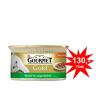 Purina Gourmet Gold nyúl & sárgarépa szószban 24*85g