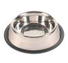 Trixie Gumiperemes fémtál 0,9 liter kutyafelszerelés