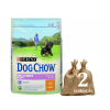 Purina Dog Chow Puppy Small Breed 2*7,5kg