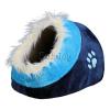 Trixie Minou bújó kék/sötétkék 35/26/41cm