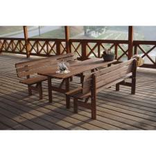 Kerti pad fából MIRIAM - 200 cm kerti bútor