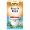 Yogi bio mély lélegzet tea 17 db 17 filter