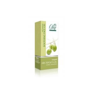 LSP oliva beauty arcápoló gél rozáceás 100 ml