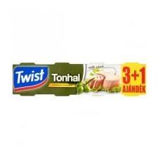 Twist 3+1 tonhaltörzs zöldfűszeres 4X80 g konzerv