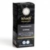 Khadi Növényi hajfesték por - Fekete 100 g