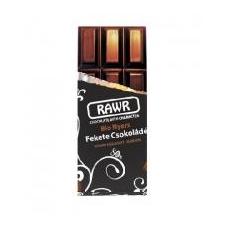 Raw bio nyers csokoládé fekete 60 g csokoládé és édesség