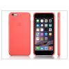 Apple iPhone 6 Plus eredeti gyári szilikon hátlap - MGXW2ZM/A - pink