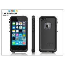 Lifeproof Apple iPhone 5/5S/SE víz- por- és ütésálló védőtok - Lifeproof Fré - black tok és táska