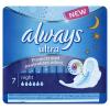 Always Ultra egészségügyi betét Night 7db