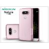 LG G5 H850 szilikon hátlap - Nillkin Nature - pink