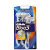 Gillette Blue3 Eldobható borotva 3 db