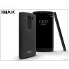 IMAK LG V10 H900 hátlap - IMAK Sandstone Super Slim - fekete