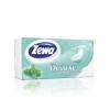ZEWA Deluxe papírzsebkendő mentol 90db