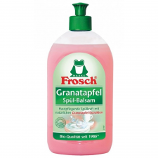 Frosch konyhai mosogatószer gránátalma 500ml tisztító- és takarítószer, higiénia