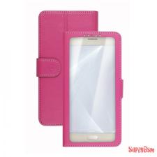 CELLY univerzális ablakos tok,5-5.5'',Pink tok és táska