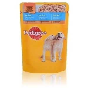 Mars Pedigree alu. 100g junior