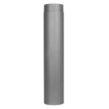 Kratki Füstcső egyenes ÁTMÉRŐ (Ø) 150mm / 1000mm hűtés, fűtés szerelvény
