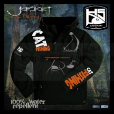 Hotspot Design - JACKET CAT FISHING M-méret