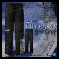 Hotspot Design -thermo nadrág - THERMIC PANT CARPFISHING ECO XL-méret