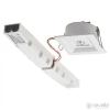 KANLUX TRIC 18647 fehér 1xPower LED max. 3W 9.5x9.5x5 cm