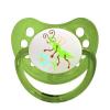 Baby Bruin fogszabályzós szilikon játszócumi 3-as méret 16-32hó 1db