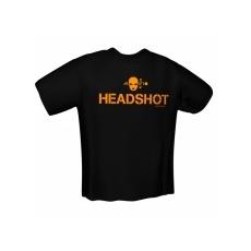 GamersWear HEADSHOT T-Shirt Black (XL)