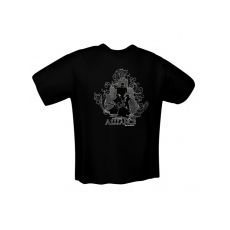 GamersWear FOR THE ALLIANCE T-Shirt Black (XL)