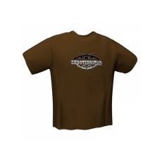 GamersWear GamersWear SHOOTINGSTAR T-Shirt Brown (S)
