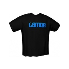 GamersWear GamersWear LAMOR T-Shirt Black (S)