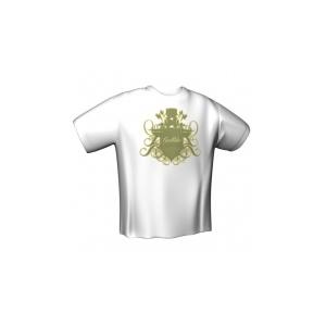 GamersWear GamersWear GODLIKE T-Shirt White (XL)