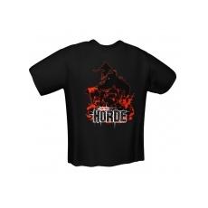GamersWear GamersWear FOR THE HORDE T-Shirt Black (L)