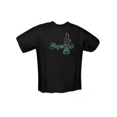 GamersWear JOYSTICK T-Shirt Black (S)