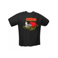 GamersWear CAMPER T-Shirt Black (L)