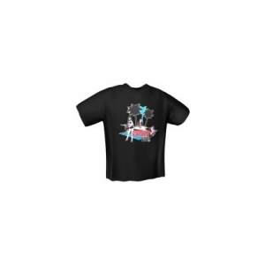 GamersWear GamersWear GAMING FEVER T-Shirt Black (S)