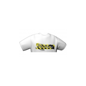 GamersWear GamersWear VOLLVERSION PCG T-Shirt White (S)