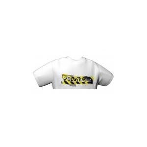 GamersWear GamersWear VOLLVERSION PCG T-Shirt White (S)