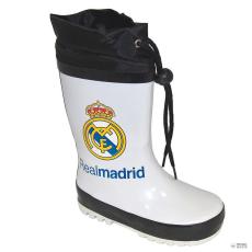 Real Madrid vízálló csizma Real Madrid zárt ajustado gyerek