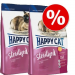 Happy Cat Supreme Happy Cat dupla csomag - Best Age 10+ (2 x 4 kg)