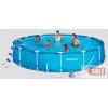MIAMI Fémvázas medence szett FFA 162 457x91 cm